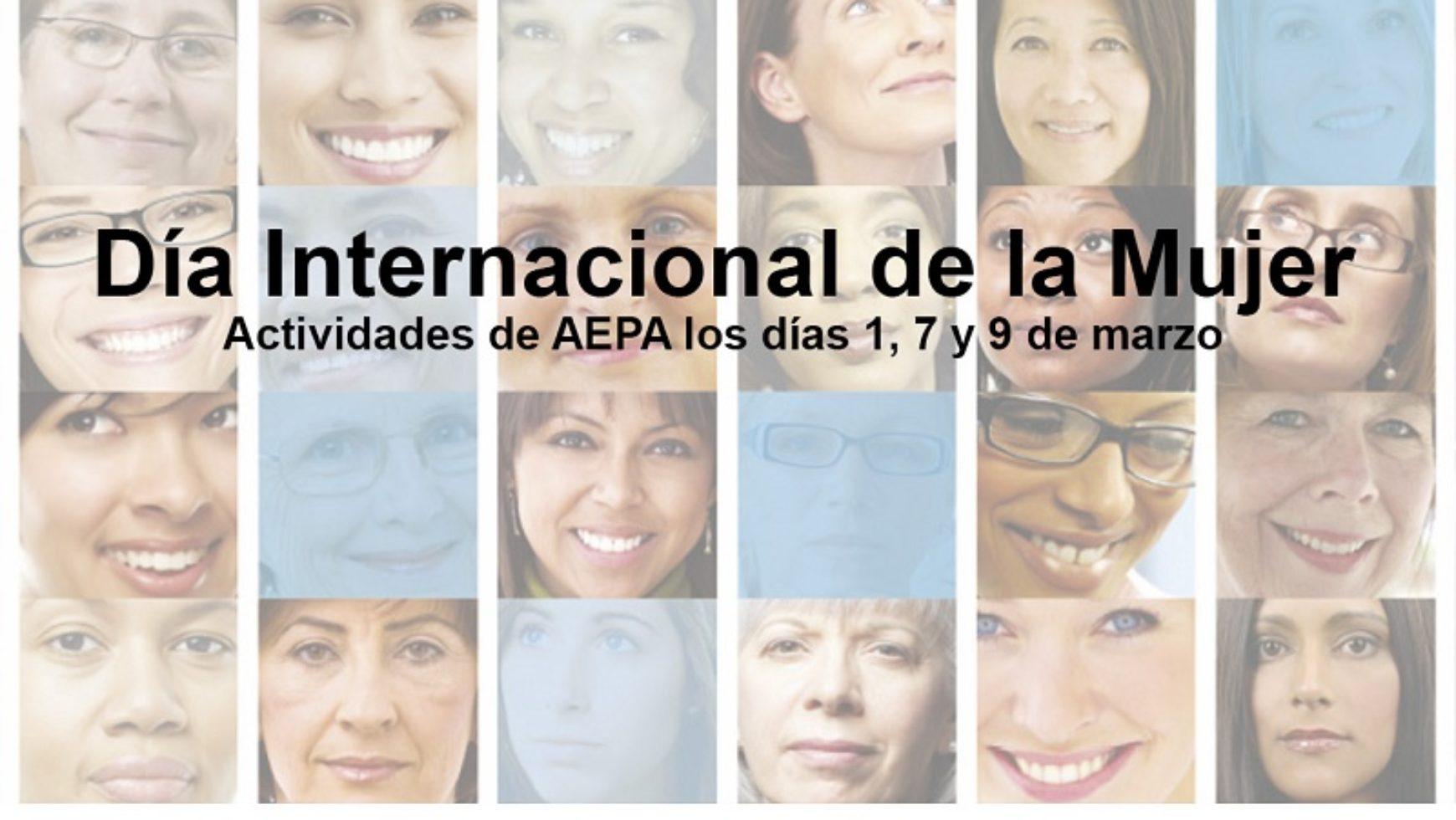 AEPA celebra el Día Internacional de la Mujer.