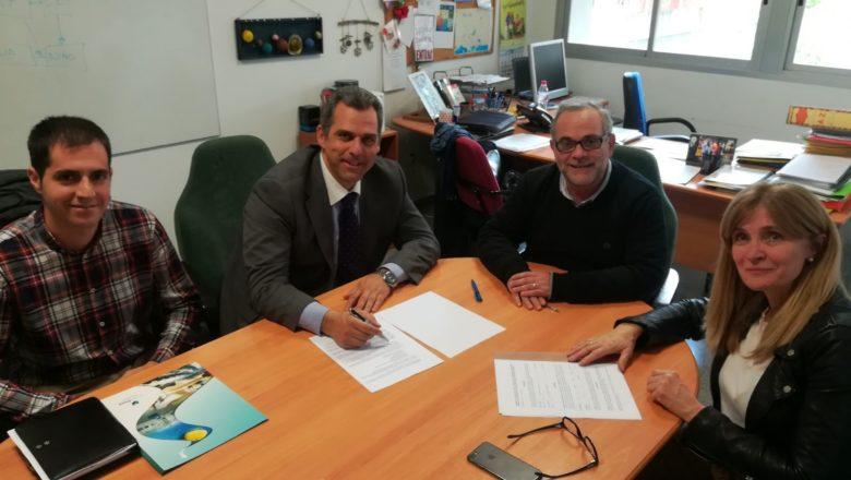 AEPA firma un convenio de colaboración para la formación de mujeres del Grupo Nazaret
