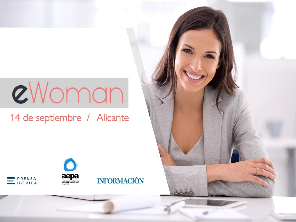 E-WOMAN: Mujeres líderes en el entorno digital y tecnológico.