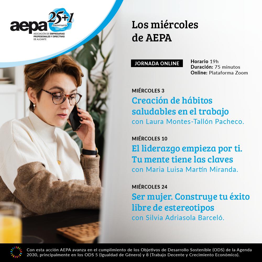 Los miércoles son de AEPA