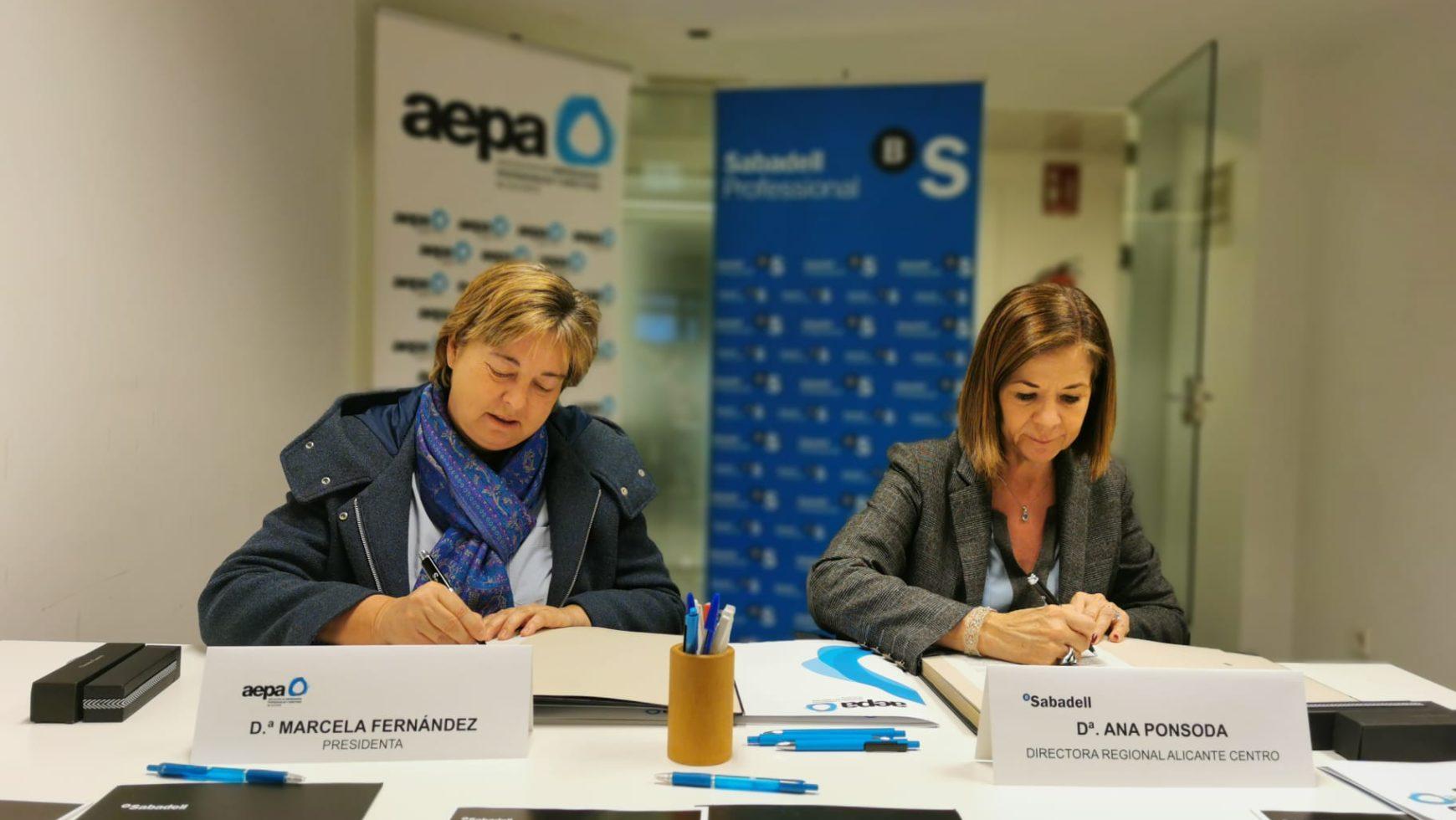Información sobre los beneficios para asociadas del Banco de Sabadell