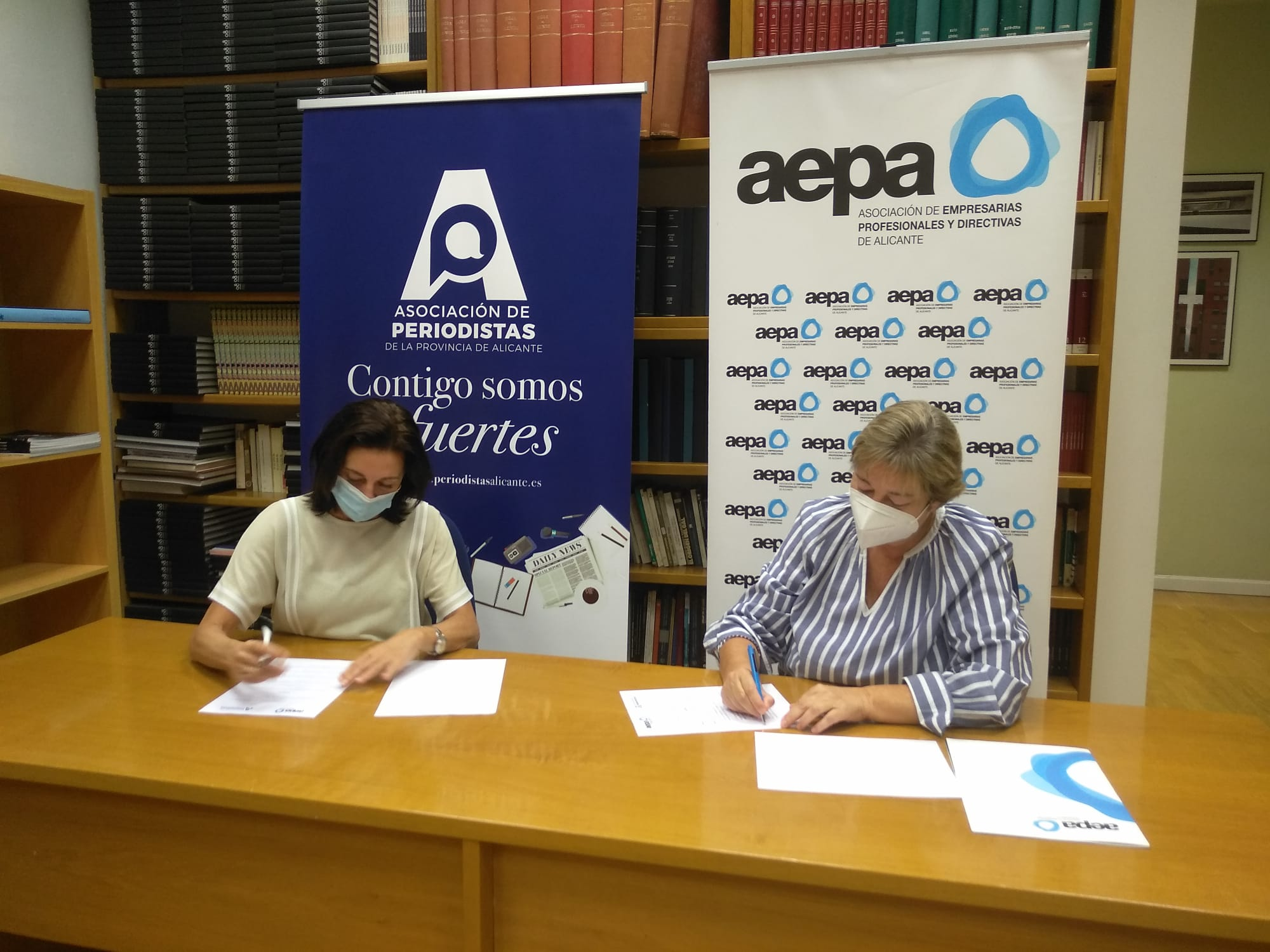 APPA y AEPA firman un acuerdo de colaboración en pro del intercambio de conocimiento entre ambas asociaciones