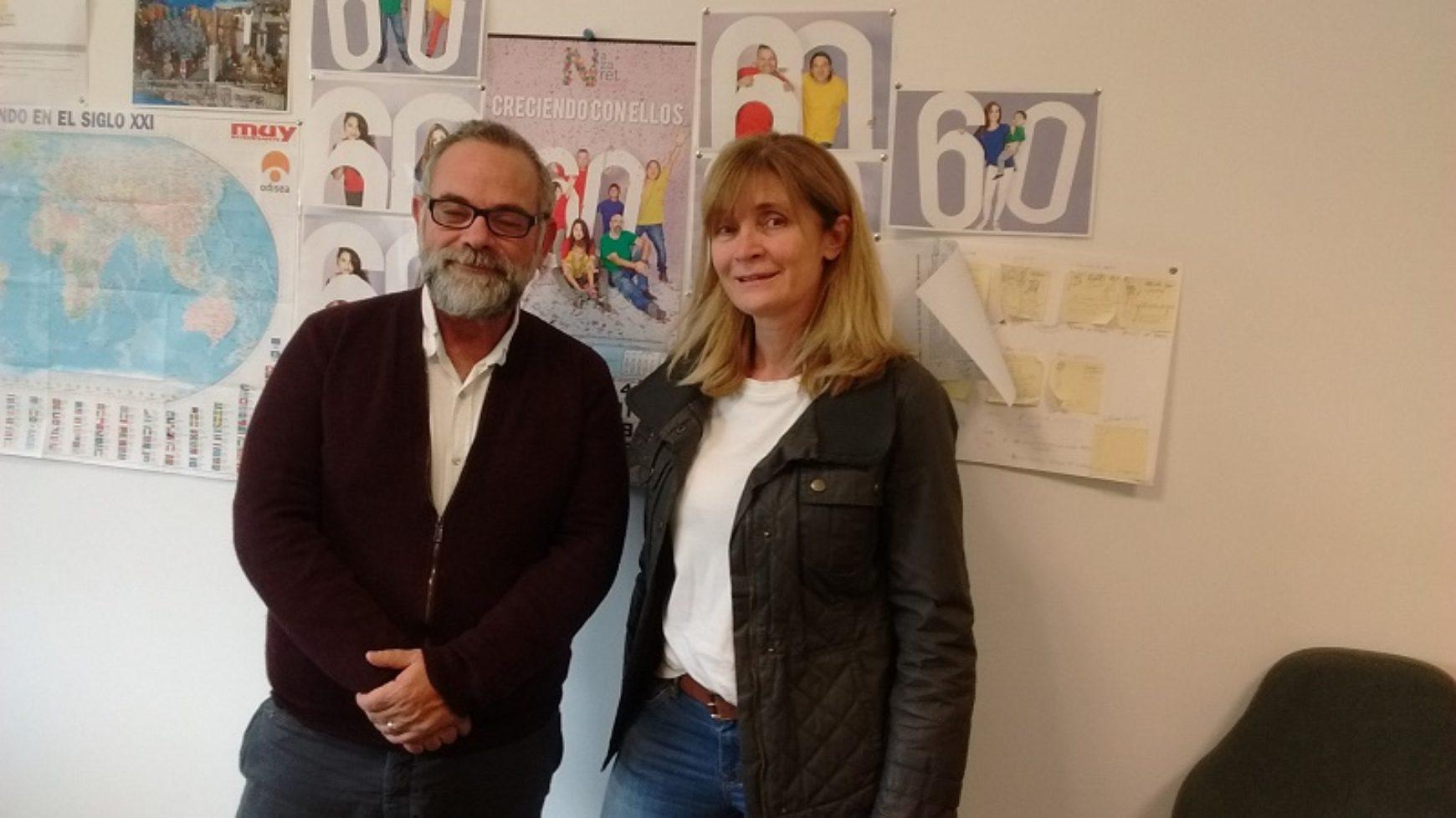AEPA firma un convenio de colaboración con Nazaret