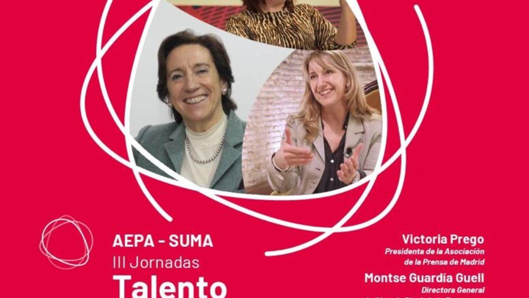 III Jornadas Talento Femenino AEPA-SUMA.