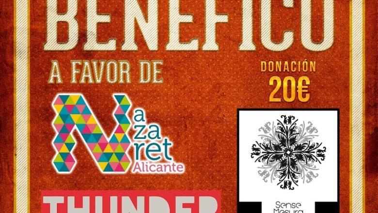 Concierto benéfico en favor del centro Nazaret