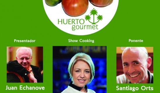 Huerto Gourmet presenta su evento: Aqui hay tomate
