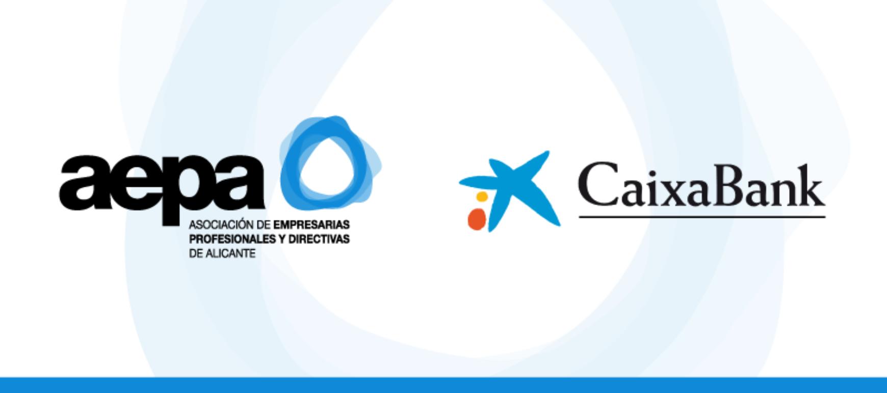Convenio de colaboración entre AEPA y CaixaBank