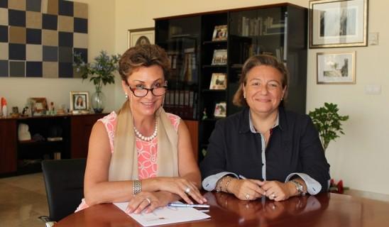 AEPA firma un convenio con la UMH para difundir sus actividades entre la comunidad universitaria