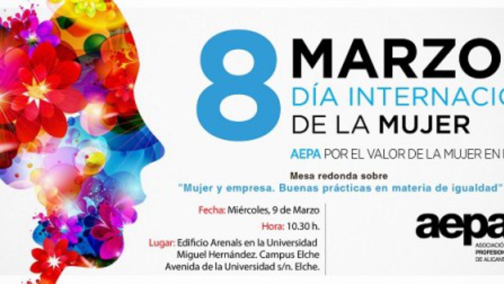 AEPA Día Internacional de la Mujer