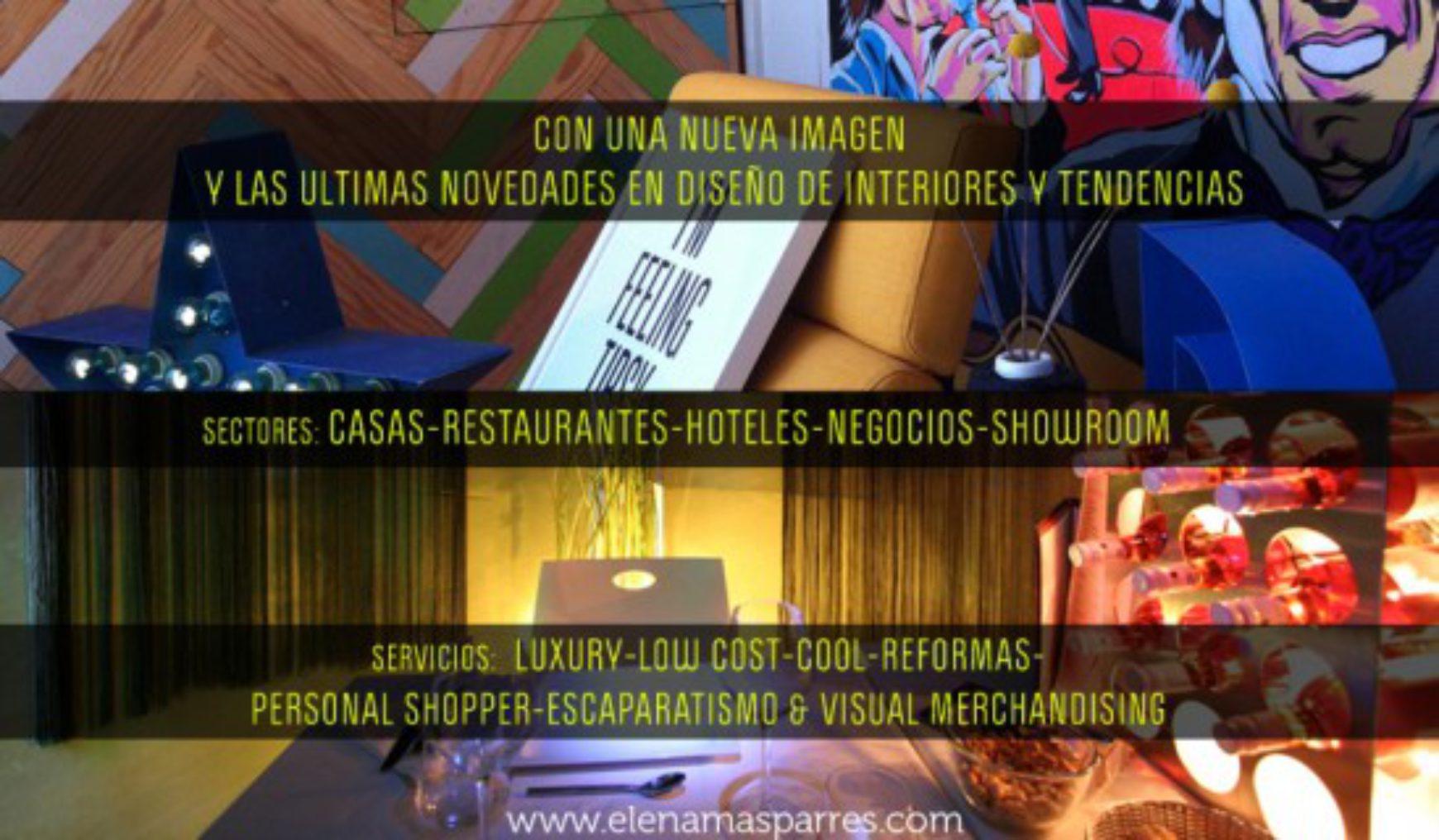Elena Mas Parres, Diseñadora y 'Coolhunter'