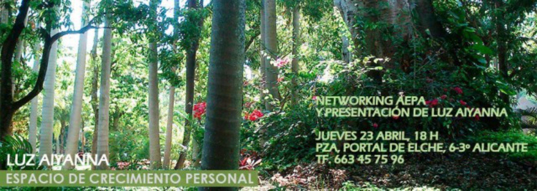 AEPA visita tu empresa: Luz Aiyanna centro de crecimiento personal