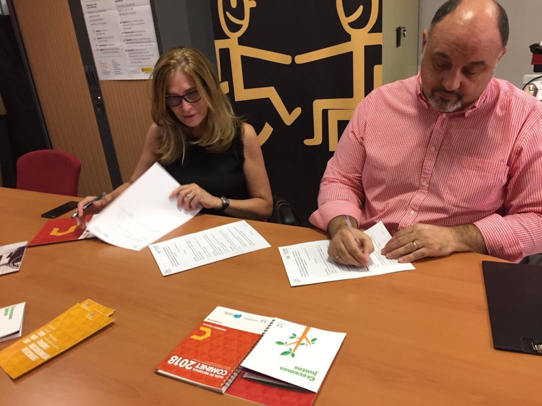 COCEMFE y AEPA colaboran para mejorar la empleabilidad de las mujeres con discapacidad