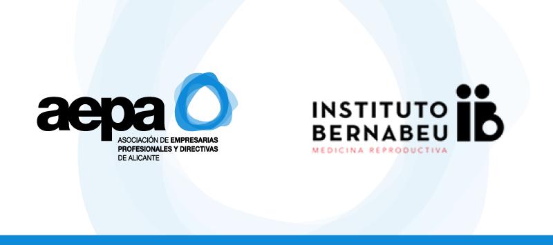 Convenio de Colaboración entre el Instituto Bernabeu y AEPA