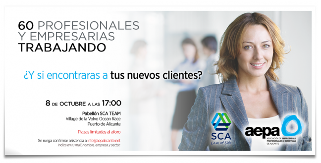 Evento Networking AEPA