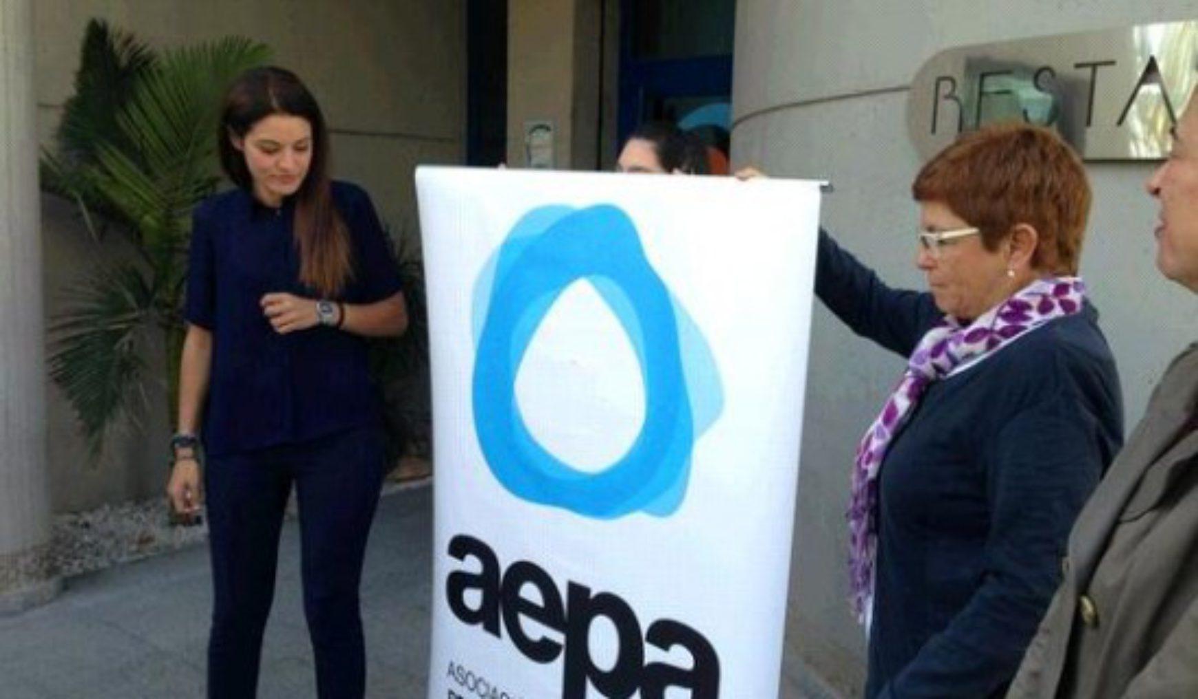 Aepa se reúne con los principales partidos políticos de cara a las Elecciones Europeas