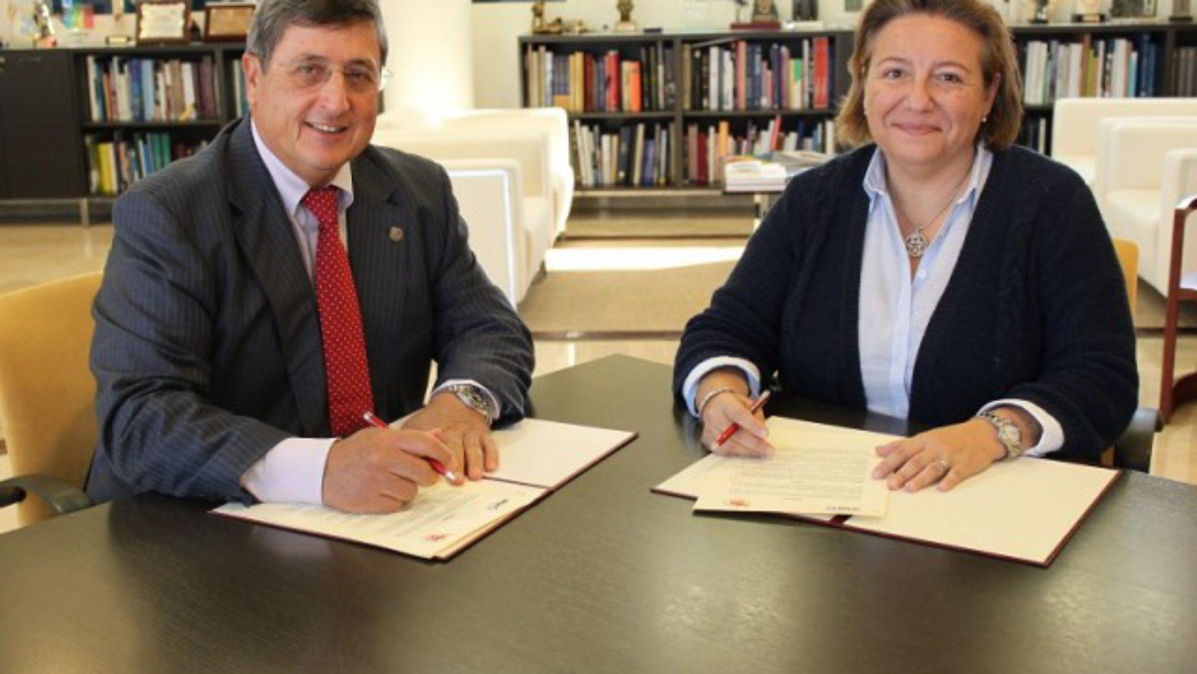 La UMH se suma al Sello de Igualdad y por el valor de las mujeres en empresas e instituciones