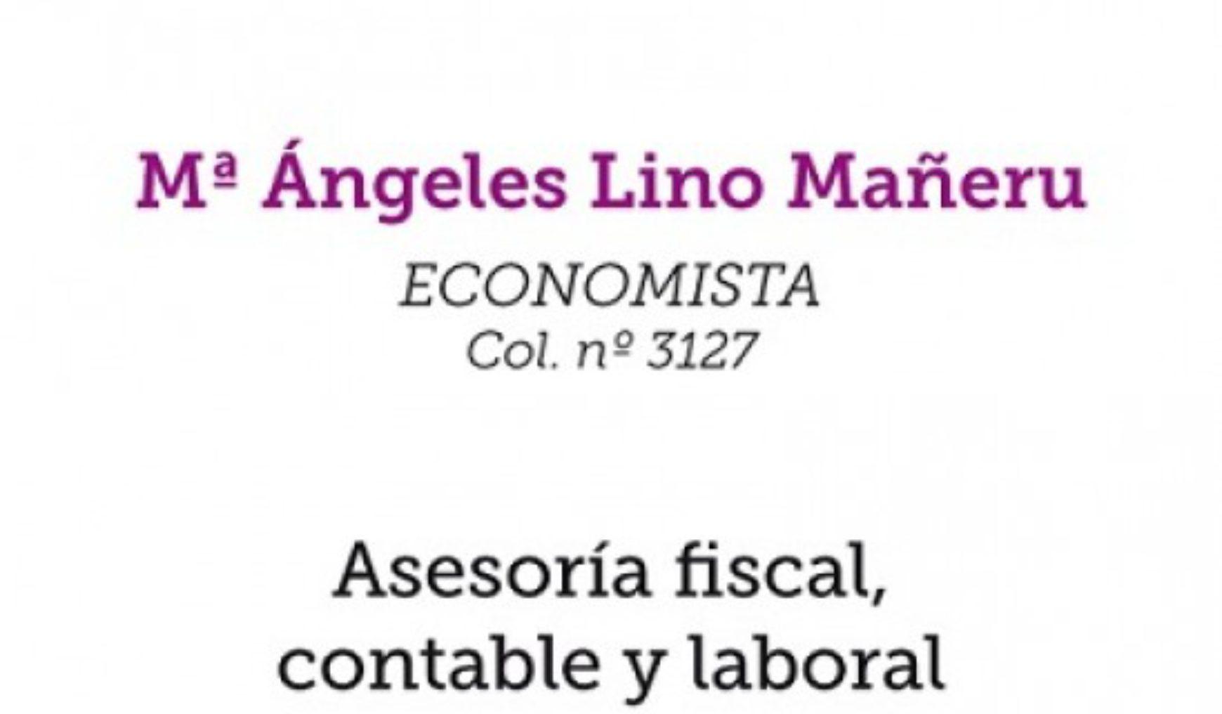 Mari Ángeles Lino ofrece condiciones especiales para las asociadas de AEPA