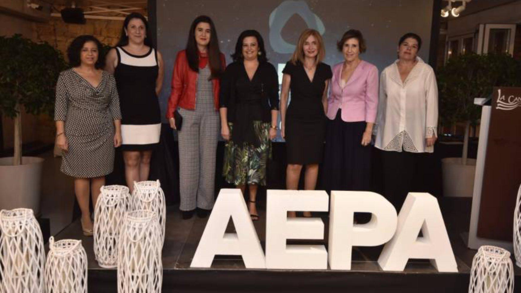 Gala Premios AEPA 2018