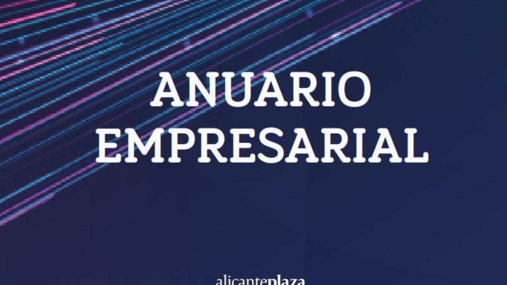 Anuario empresarial de Alicante