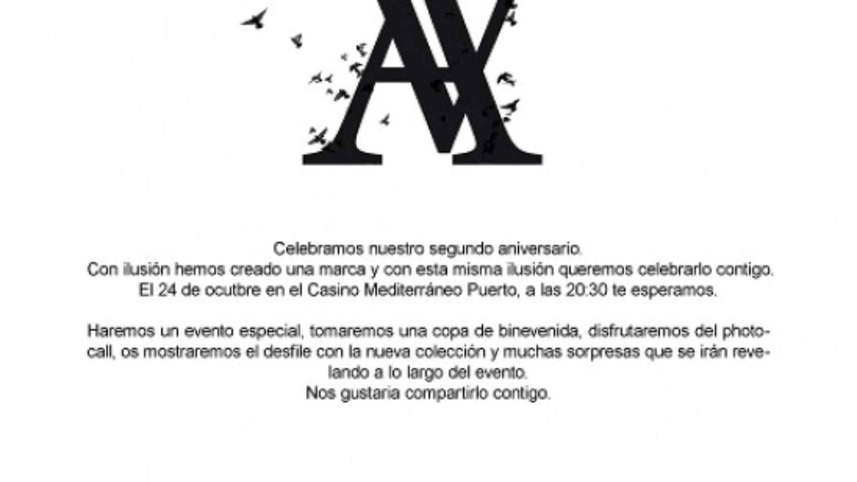 Avenida 22 celebra su aniversario el 24 de Octubre