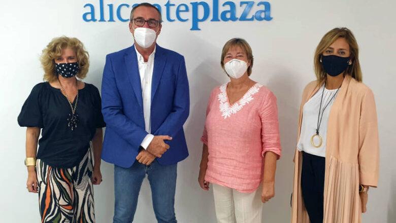 AEPA firma un convenio de colaboración con el diario digital Alicante Plaza.