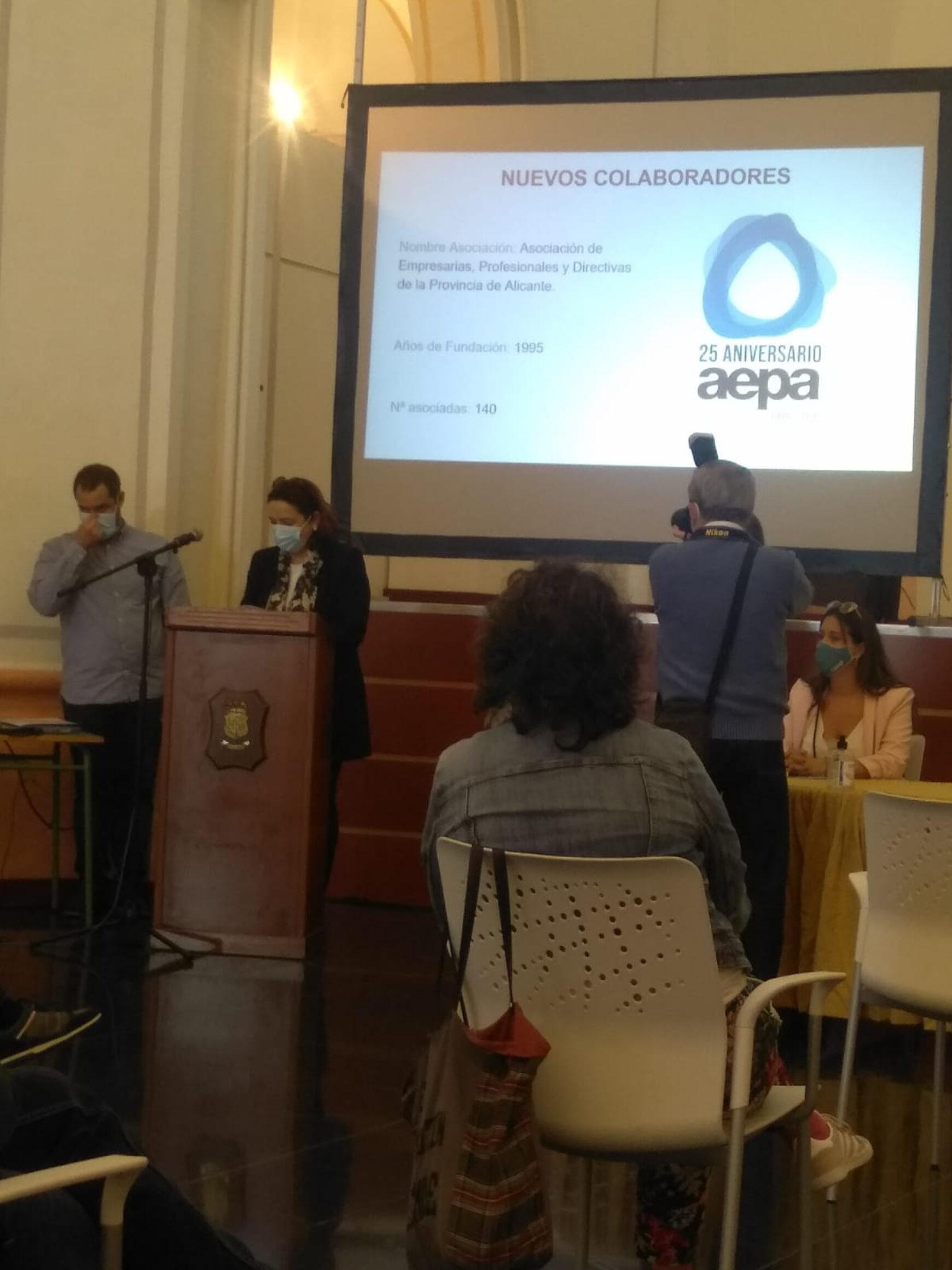 AEPA firma el Pacto Territorial para el Alacantí