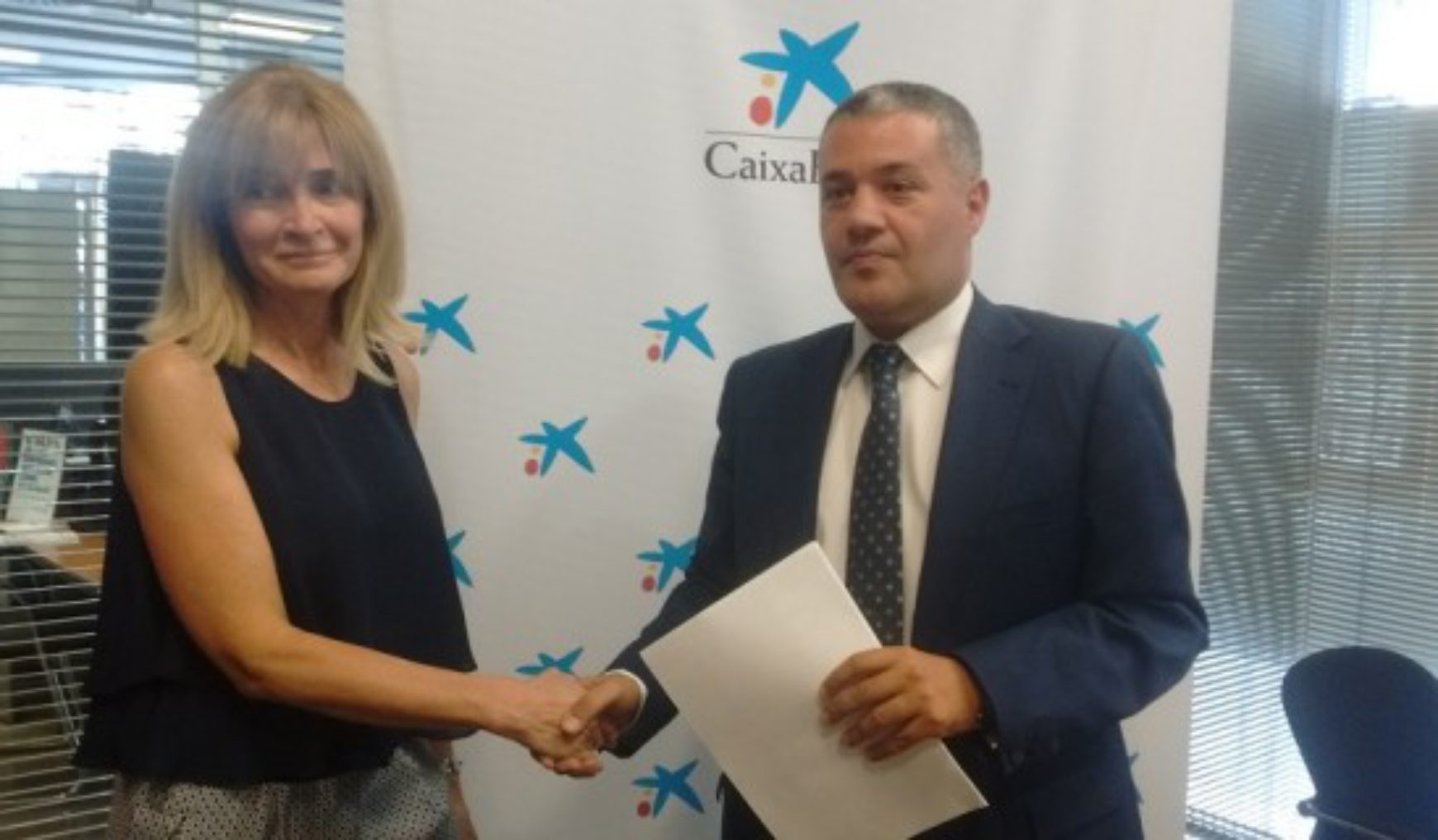 AEPA firma un convenio con CAIXABANK para aportar financiación y condiciones vip